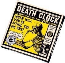 Death Clock, el reloj de la muerte
