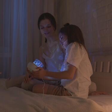 Cinco proyectores de luz para crear un ambiente de fantasía en el dormitorio de los más peques