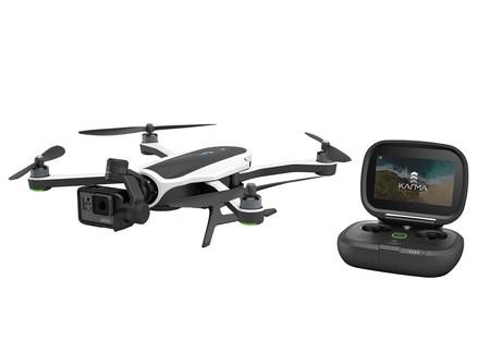 Karma, el drone de GoPro, ya se puede comprar de manera oficial en México y América Latina