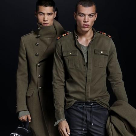Dale un vistazo al lookbook oficial de H&M y su colaboración con Balmain para este invierno