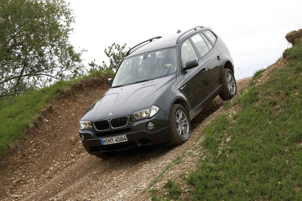 Foto de BMW X3 con EfficientDynamics (44/71)