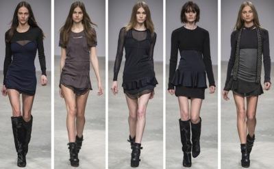 Isabel Marant Otoño-Invierno 2013/2014: ¡te estaré eternamente agradecida por diseños así!