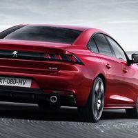 Peugeot ya está trabajando en el 508 R Hybrid y podría tener más de 350 hp