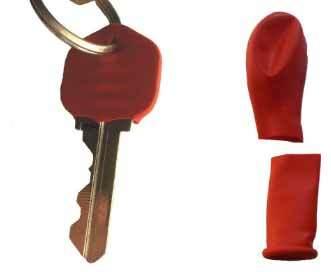 Cómo distinguir las llaves por muy poco dinero