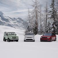 Triple estreno en Jaguar Land Rover para el próximo lustro: el nuevo Defender... y dos misteriosos modelos