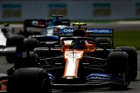 Norris Monza F1 2019