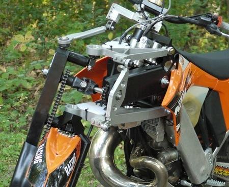 KTM EXC 300 AWD