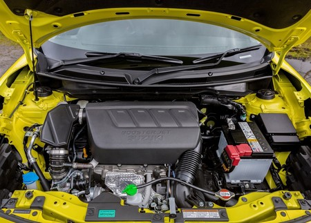 Suzuki Swift Sport 2018 1600 6e