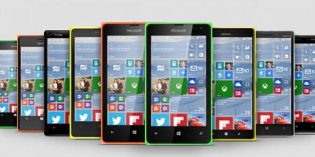 Si usas Windows 10 para móviles también puedes instalar una nueva build, la 10052