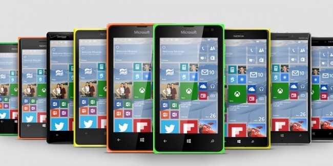 Lumia Windows10