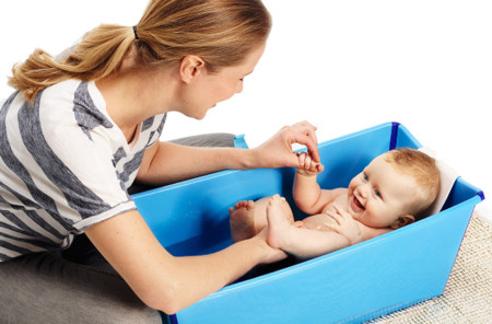 Eligiendo bañera para el bebé: siete opciones para diferentes gustos y necesidades