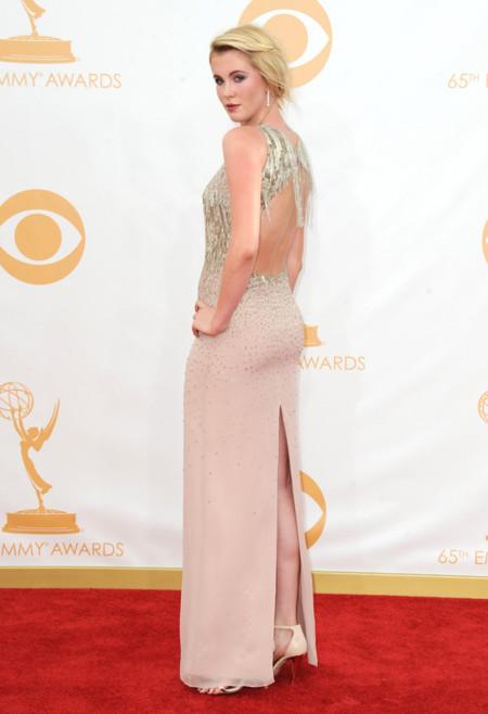 Ireland Baldwin sandalias Emmy 2013