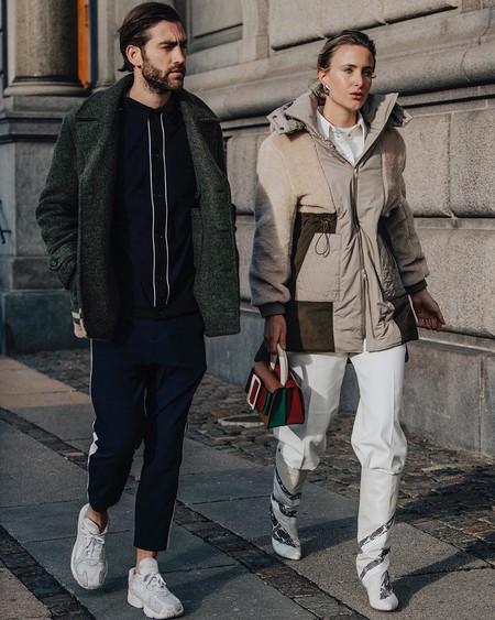 Copenhagen Fashion Week Street Style Trendencias Hombre Tendencias Moda 2019 12