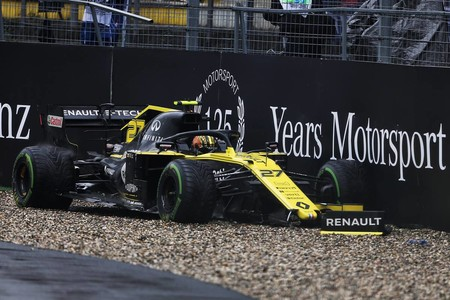 Hulkenberg Hockenheim F1 2019