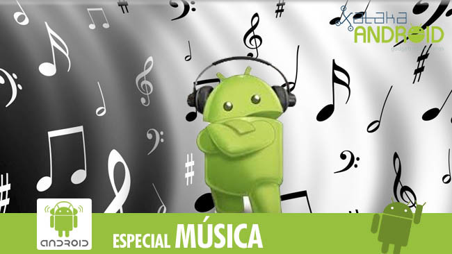 Musica en Android
