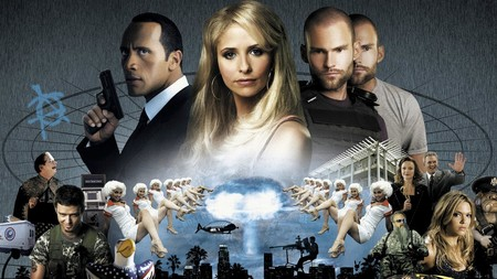 Southland Tales Promo Image