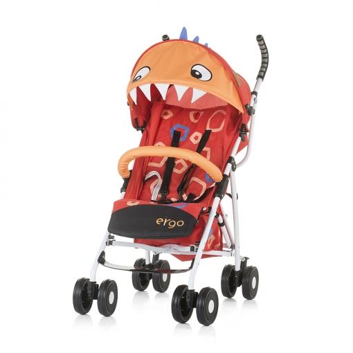 Silla De Paseo Ergo Red Baby Dragon De Chipolino
