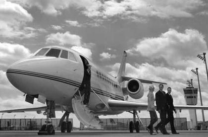 Netjets, o la satisfacción de tener tu propia compañía aérea