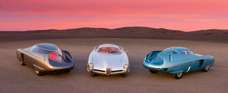 Alfa Romeo Berlina Aerodinamica Tecnica