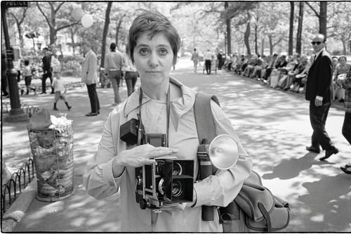 Las claves de la locura fotográfica de Diane Arbus en un documental de 1972