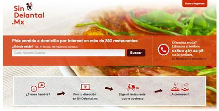 Just Eat compra a la startup mexicana de comida a domicilio SinDelantal.Mx