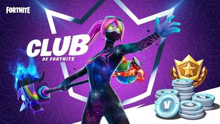 Fortnite estrenará en diciembre el Club de Fortnite, un servicio de suscripción mensual que llegará junto con la Temporada 5