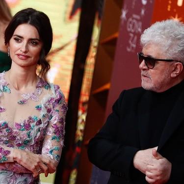Pedro Almodóvar revelando por error que Penélope presenta un premio en los Oscar y todos los mejores momentos que nos dejan los Premios Goya 2020