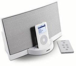 Bose SoundDock, para escuchar el iPod sin auriculares