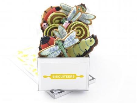 Galletas de diseño de Biscuiteers