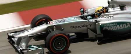 Pirelli entregará los datos del Test de Jóvenes Pilotos a Mercedes AMG