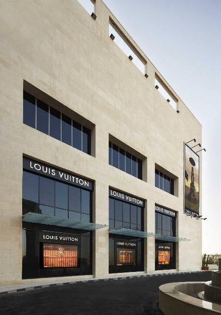 Primera tienda en Amman, Jordania, de Louis Vuitton