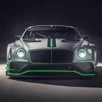 Bentley Continental GT3 Racecar quiere entrar al club de los millonarios racing