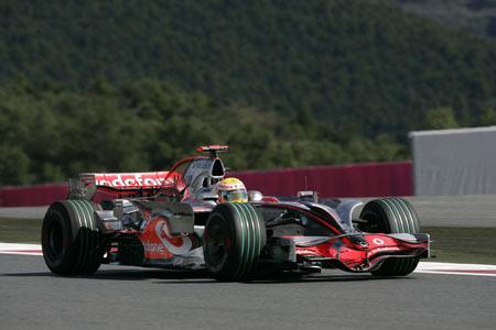 Lewis Hamilton saldrá desde la pole en Japón