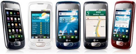 LG vende más de un millón de Optimus en 40 días: el efecto Android