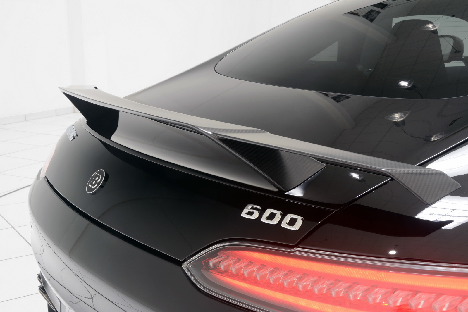 Foto de Brabus Mercedes-AMG GT S (34/38)