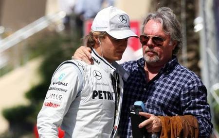 A Nico Rosberg no le agradan las comparaciones con su padre