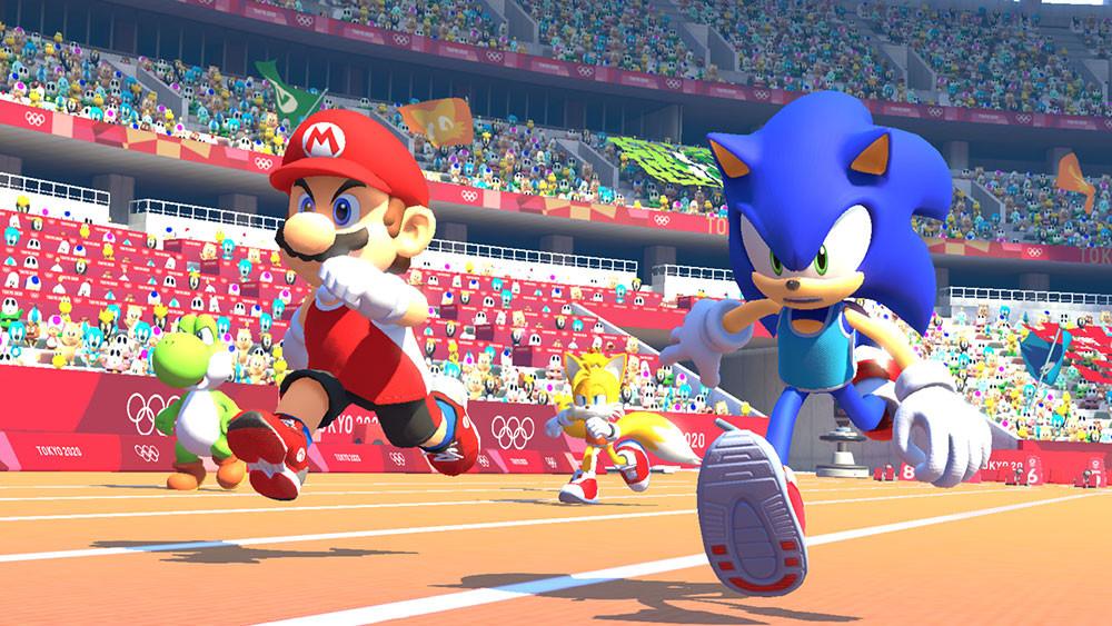 Análisis de Mario y Sonic en los Juegos Olímpicos de Tokio 2020. El nuevo rey de las fiestas entre varios...