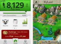 Striiv: App que convierte en un juego tus retos de fitness