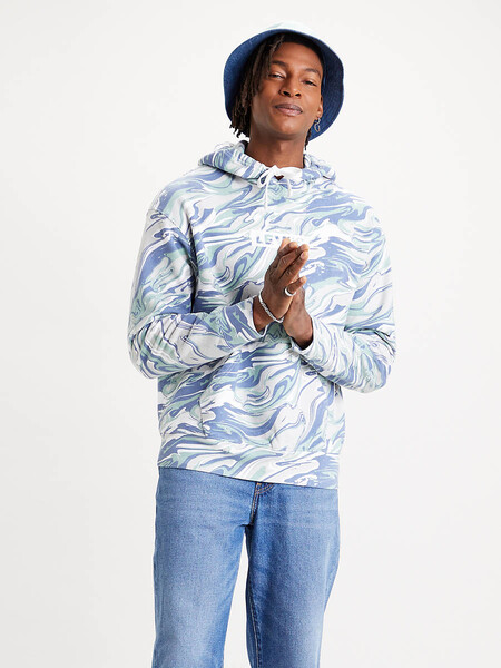 Relaxed Boxtab Hoodie