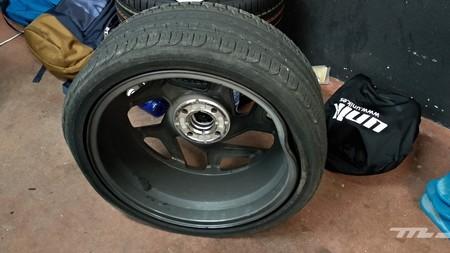 24 Horas Ford 2018 - neumáticos