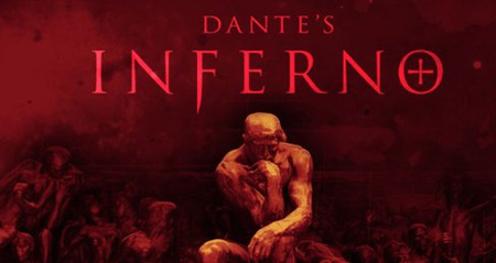 'Dante's Inferno', sus primeras imágenes no son muy esperanzadoras