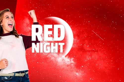 Red Night de MediaMarkt: las mejores ofertas de la semana en la Tienda Roja, esta vez en lunes [Finalizado]