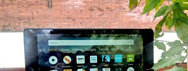Amazon Fire HD 8 (2018), analysis: its devastating price of 99 euros comes with limitations