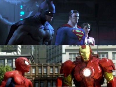 Los espectaculares cortos con superhéroes de Tim Miller, director de 'Deadpool'