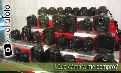 Consejos desde Xataka Foto: ¿qué cámara me compro?