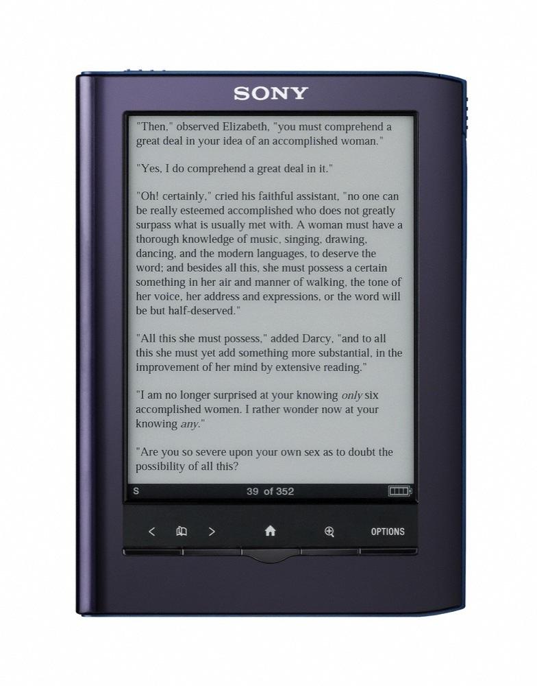 Foto de Sony Reader Pocket y Touch Edition (1/5)