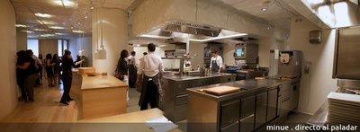 Restaurante Nerua, también hay arte en la cocina del Guggenheim