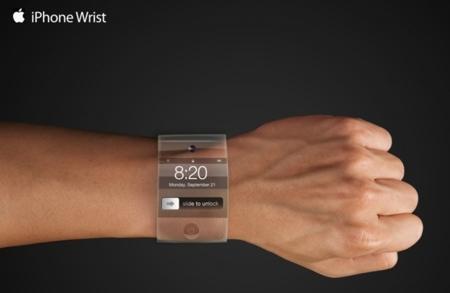 El no reloj de Apple vuelve a escena