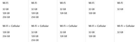Capacidades del iPad