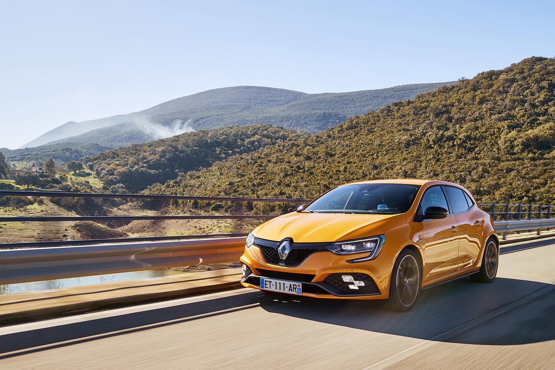 Foto de Renault Mégane R.S. 2018, toma de contacto (92/129)